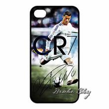 Cristiano Ronaldo CR7 Case iPhone 4S 5S 5C 6 6s Plus Samsung Galaxy S3 S4 S5 Mini S6 Edge A3 A5 A7 2015 Note 2 3 4 5 - CiCi Art store