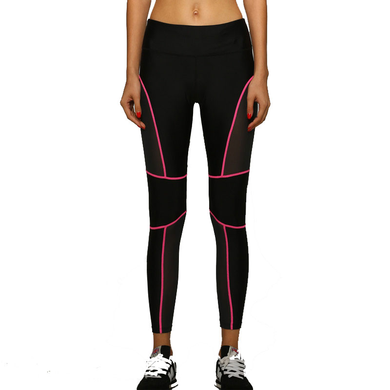 Plus size running compression pants