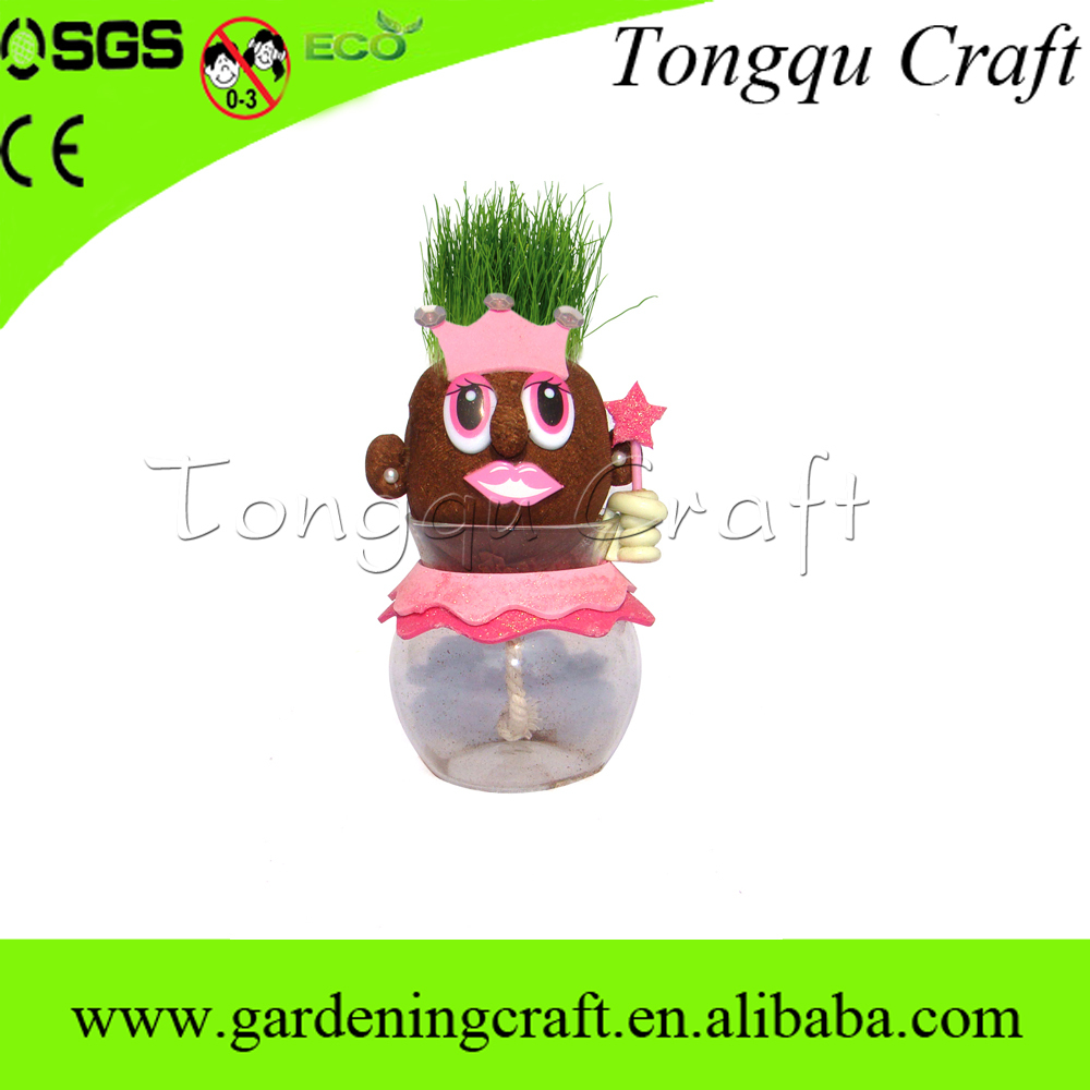 Sample TQ-E6010-5 Best Selling Innovative Grass Head Business Promotional Corporate Cheap Bulk Gifts(China (Mainland))