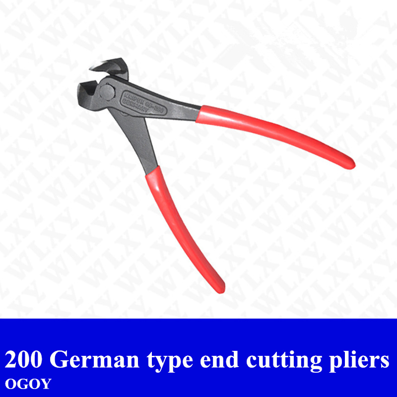 2015 Best New hand tools,200 German-style end cutting pliers, herramientas pliers,For ferramentas electrician pliers(China (Mainland))