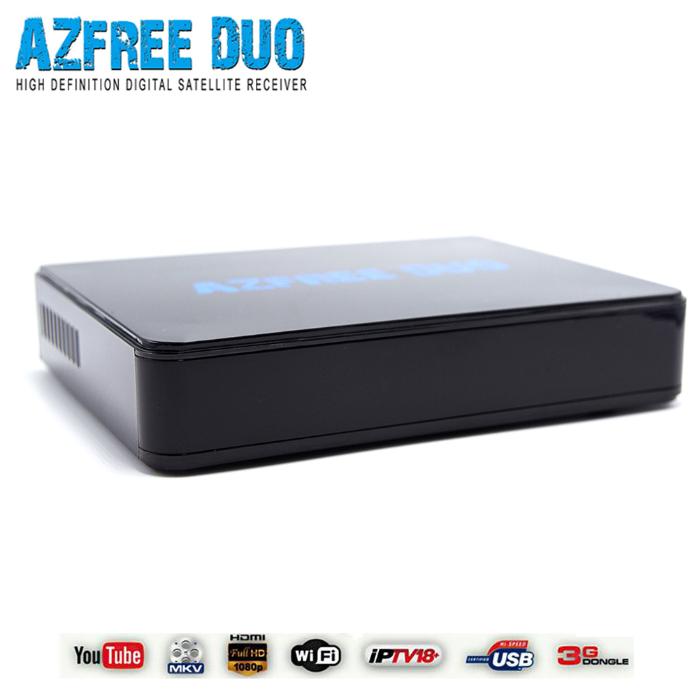 Free to air IPTV Receiver azamerica and azfree duo work for South America(China (Mainland))