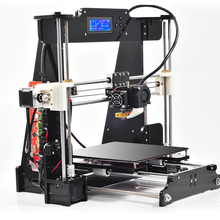 new2016 Upgraded Quality High Precision Reprap Prusa i3 DIY 3d Printer kit with 1 Roll Filament