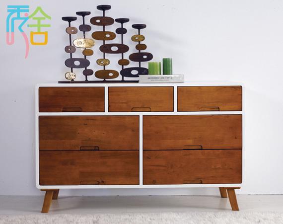 Blijkt woningen koreaanse dressoir ikea woonkamer meubels nordic japanse minimalistische moderne - Mobili soggiorno ikea hemnes ...