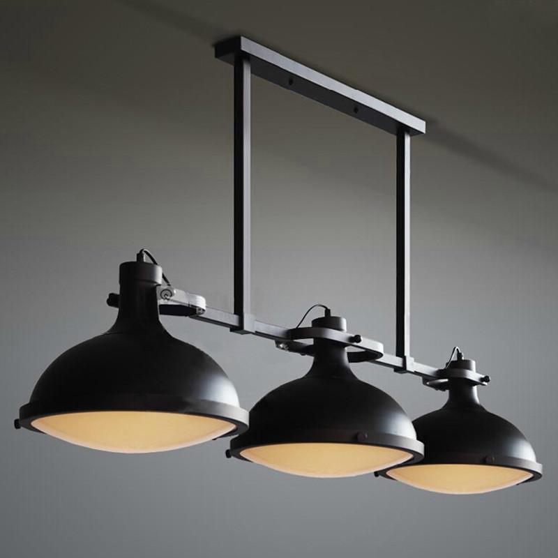 Suspension luminaire cuisine moderne led suspendus lampes for Suspension 3 lampes pour cuisine