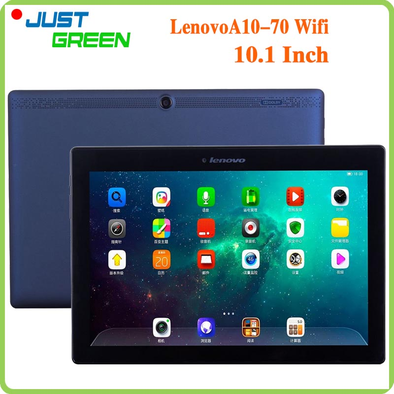 Original 10.1 inch 1920x1200 Lenovo TAB 2 A10-70 Android 4.4 Tablet  PC MT8165 Quad Core 2B RAM 16GB ROM 5MP+8MP Camera<br><br>Aliexpress