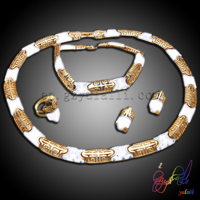Aliexpress Buy Free shipping 2015 new african wedding jewelty sets chea