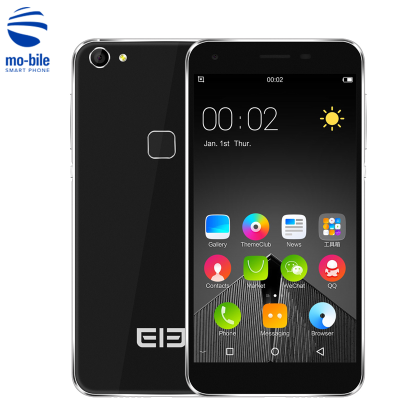 Original Elephone S1 Android 5.1 5.0 inch 3G Smartphone MTK6580 Quad Core 1.3GHz 1GB RAM 8GB ROM Fingerprint 8.0MP Mobile Phone(China (Mainland))