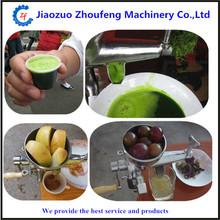 Manual Stainless steel orange grass Fruit slow juicer sale - Zhoufeng Technology Co., Ltd store