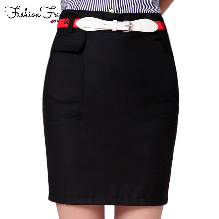 Creative Top Design Women Lace Skirt 2016 Summer Elegant Black Skirt High Waist Slim Skirt Bottom Split ...