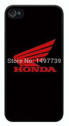 Hot Selling honda car logo Hard Back Shell Hard Plastic Phone Case Cover for iphone 4 4s 5 5s 6 6 plus(China (Mainland))