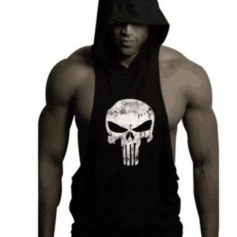 sleeveless workout hoodie trendy clothes