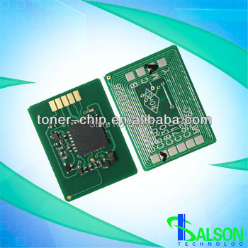 Compatible cartridge chip for OKi ES3640e toner reset chips with high quality