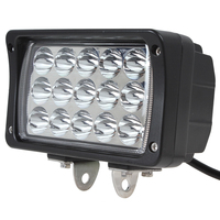 2925LM 45W 15 x 3W Waterproof Offroad Car LED Work Light Lamp Bar with Epistar LEDs for Motorcycle / Tractor / Boat / SUV / ATV