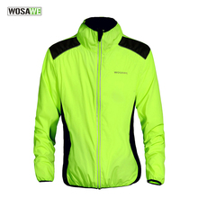 Buy WOSAWE Tour de France Cycling Jersey Motocross MTB Bicycle Bike Reflective Jacket Cycling Jacket Long Sleeve Wind Coat for $19.99 in AliExpress store