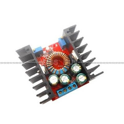 200W 10A CC/CV DC-DC 7-32V 12v TO 1-28V 5v power Buck Converter Step-down module <br><br>Aliexpress
