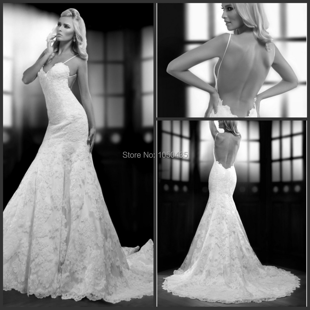 Low cut back wedding dresses gala fall bridal gowns stunning low low cut back wedding dresses wedding dresses mermaid lace vestido de noiva low cut back ombrellifo Images