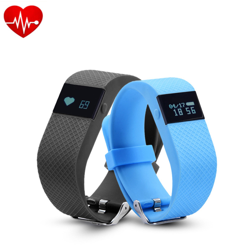 2016 HotsaleTW64s Heart Rate Monitor Smart Band Bracelet Activity Tracker Smartband For IOS Android PK Tw64(China (Mainland))