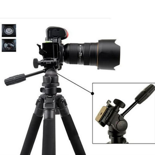 Weifeng NEW Professional WF-6663A Tripod include head for Binoculars video camera Camcorder(China (Mainland))