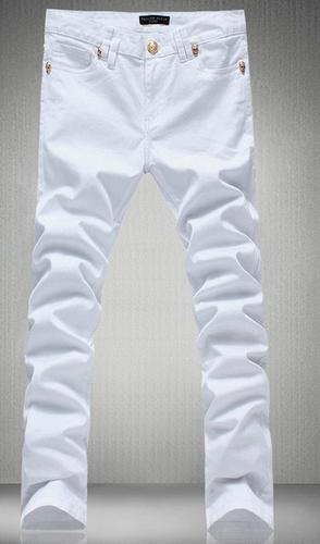 Watch ! Autumn white thin the mens pants luxury brand High quality new designer mens jeans fashionable long trousers TIANXIAÎäåæäà è àêñåññóàðû<br><br>