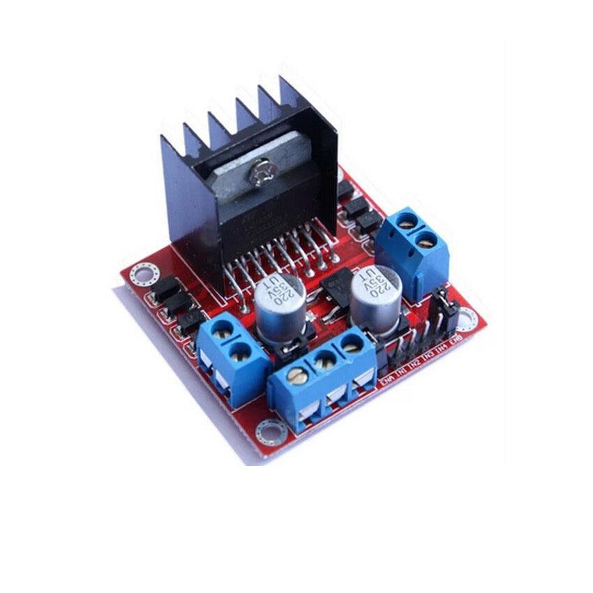 Buy New Dual H Bridge Dc Stepper Motor Drive Controller Board Module L298n