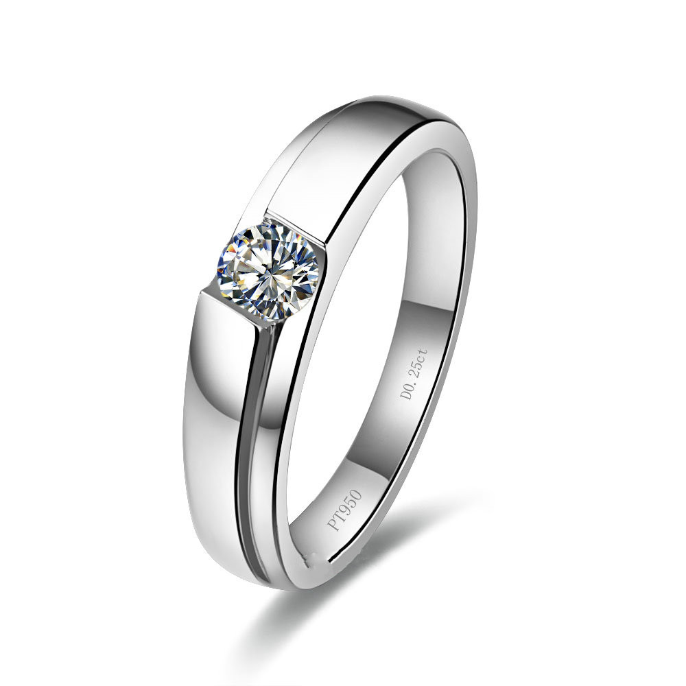 2nd wedding anniversary diamond band E2 9D A4 EF B8 8F show me your stack of rings wedding anniversary rings So since my Hubby and I are celebrating our 2 year wedding anniversary he decided to get me a diamond band to go with my 0 62 carat solitaire and plain