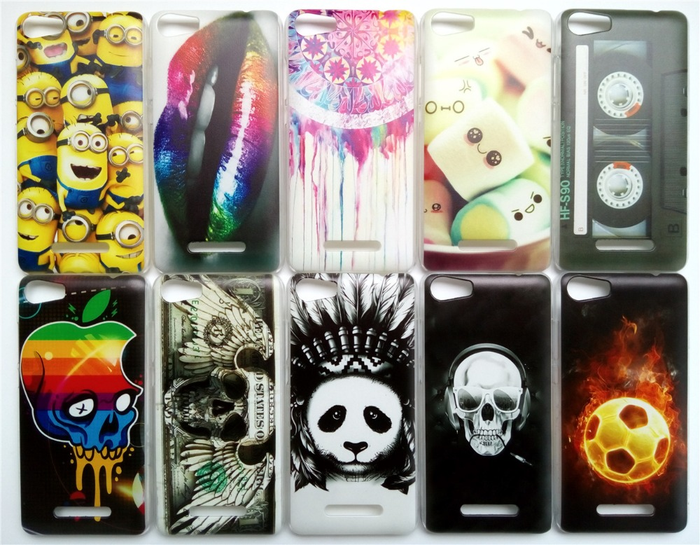 New Protective Covers For Wiko Lenny 2 Case Plastic Hard Covers On The Back Cover 13 Drawings Free For Wiko Lenny 2 Phone Cases(China (Mainland))