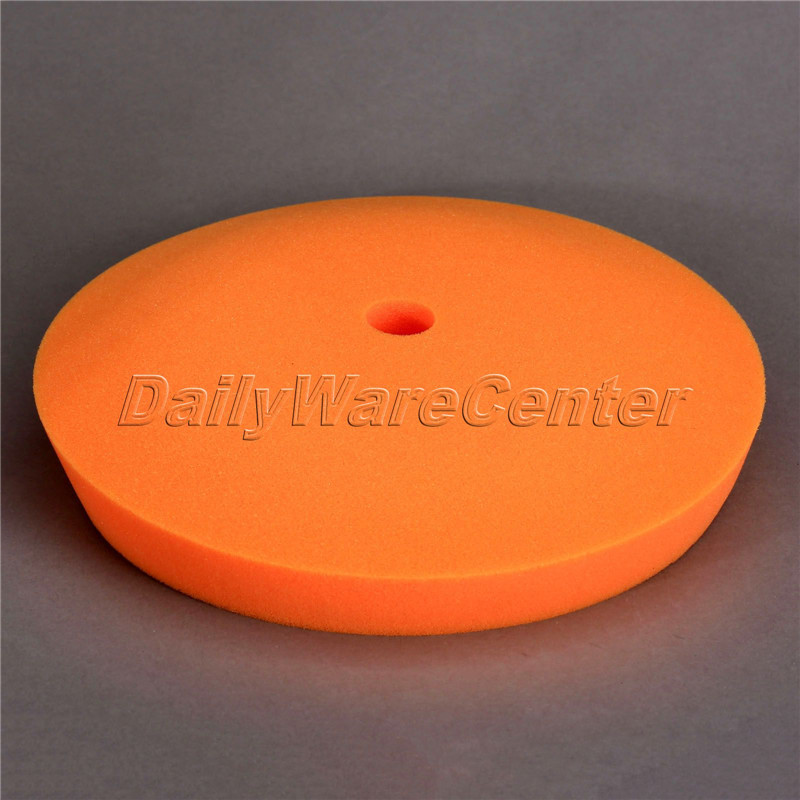 6 Inch Sponge Foam Car Cleaning Polishing Tool Buffing Pad For Car Care Wash Auto Polisher Car-Styling Waxing With Drill Adapter(China (Mainland))
