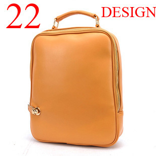 Гаджет  Hot Sale 2014 New Fashion Retro 24 Kinds Of Style Candy Color Shoulder Bag Printing Backpack Factory Direct Spot Free Shipping None Камера и Сумки