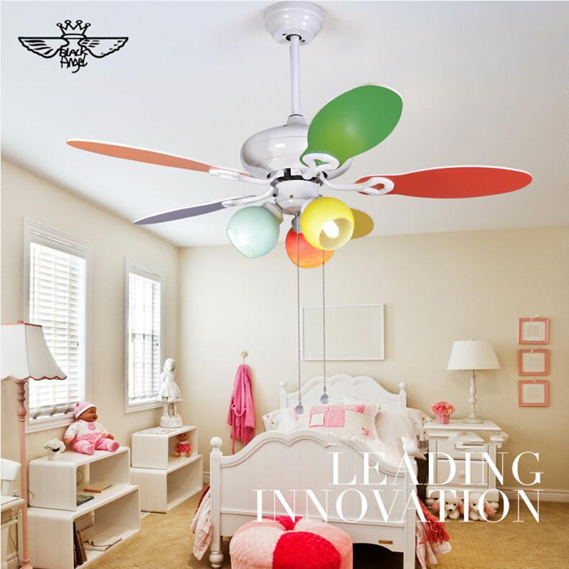 Acquista all'ingrosso Online Colorato ventilatori a soffitto da Grossisti Colorato ventilatori a ...