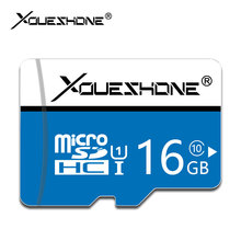 Qualité supérieure bleu Version carte micro sd TF Carte 8 GB 16 GB 32 GB 64 GB 128 GB Class10 carte mémoire carte micro sd cartao de memoria(China)