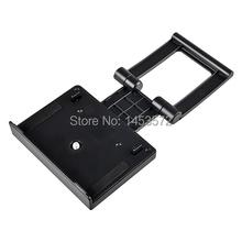 Black Holder TV mounting Mount clip Stand Bracket for Microsoft XBox One Kinect sensor 2.0(China (Mainland))