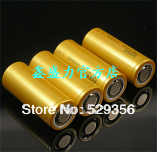 1pcs/lot High quality A product 3.7V 26650 4000mAh lithium battery charging the battery T6 flashlight battery<br><br>Aliexpress