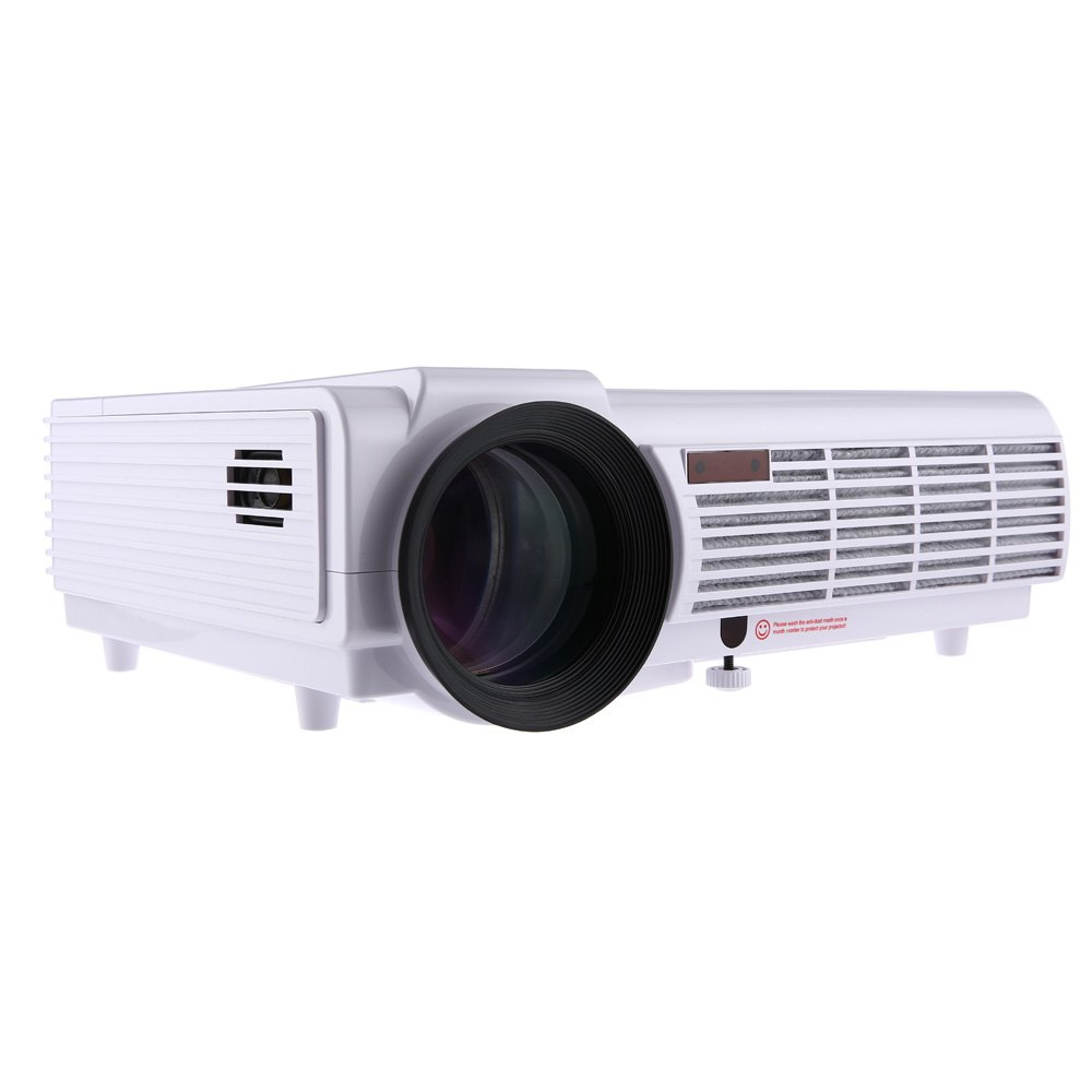 LED - 96 Home Theater Proyector 3000 Lumens Full HD 1280 x 800 Pixels Digital Multimedia LCD Projector Mini Portable Projector(China (Mainland))