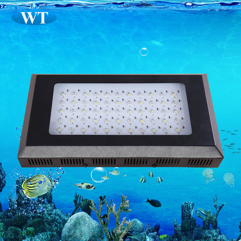 Hot Sale Vipar Dimmable led aquarium light55x3W Greatlux Blue and White Led),Aquarium Lamp 3years warranty approved by CE&amp;ROHS<br><br>Aliexpress