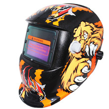 Buy DIN9-13 Shading eara Solar battery auto darkening MIG TIG MMA welding helmet/welder goggles/weld mask eyes glasses free for $23.88 in AliExpress store