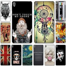 Fashion Cool Design Soft TPU Case Sony Xperia E5 F3311 F3313 Silicone Back Cover Phone Cases - 7th Avenue Store (ShenZhen store Co.,Ltd)