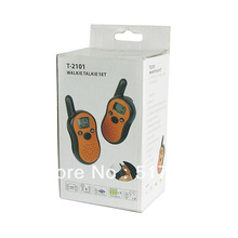 3 pair Free Shipping Retail Wireless 2-Way Radio Intercom interphone Kit Walkie Talkie