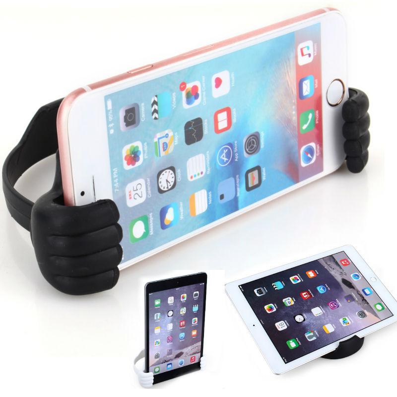 SZAICHGSI Cute Thumbs Mobile phone Holder Phone Stand