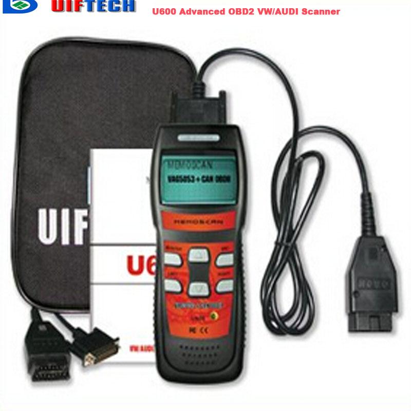 Hot sales Diagnostic Scanner U600 Multi language Advanced memo scanner VAG AND CAN-OBD2 - UIFTECH Factory TECHNOLOGY Co., Ltd. store