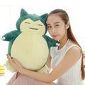 Hot Sell Pokemon Plush Toy Super Kawaii Pokemon Snorlax Plush Doll 20 55cm Big Size Snorlax