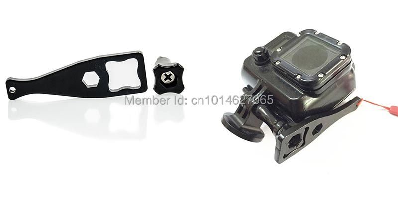 xiaomi yi accessories set for xiaomi yi action camera gopro sjcam sj4000 m10 m20 xiaomi yi 2 camera with camera case