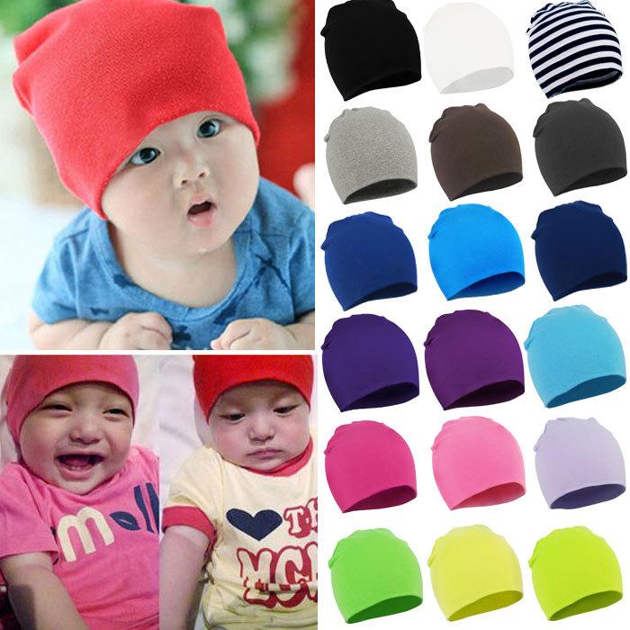 2014 New winter summer Unisex Newborn Baby Boy Girl Toddler Infant Cotton Soft Cute baby Hat Cap Beanie Free shipping(China (Mainland))