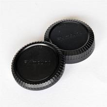 FUJI X Lens MOUNT BODY CAP & REAR CAP SET FOR FX DIGITAL CAMERAS FUJIFILM X10 X20 X100 digital cameras