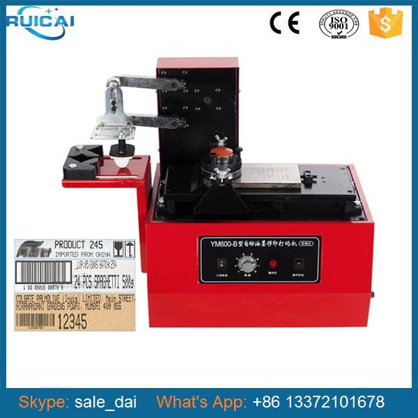 600-B Gift Box Printing Machine Pad Printer(China (Mainland))