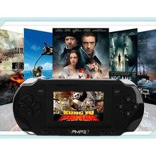 3.0'' Inch 32 Bit Game Console Player Retro Games Handheld Gamepad MP5 Black(China (Mainland))