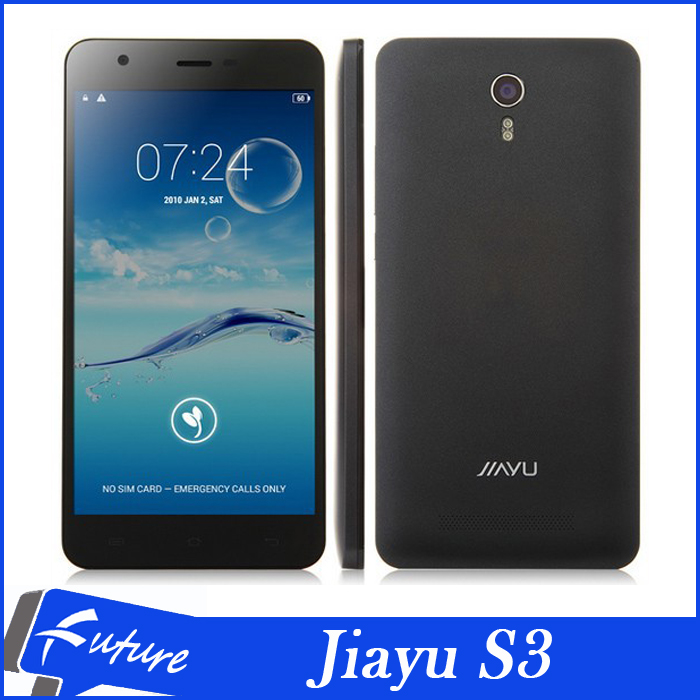 "Original Jiayu S3 5.5"" 1920x1080 4G FDD LTE MTK6752 Octa Core 3GB RAM 16GB ROM 5.0MP+13.0MP Android Cell Phones Free Shipping(China (Mainland))"