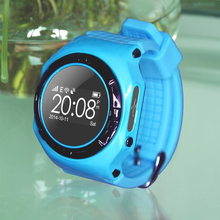 New Children smart wear watch Wholesale L20 phone Anti-lost child positioning GSM cell phone GPS systems precise SOS Emergency