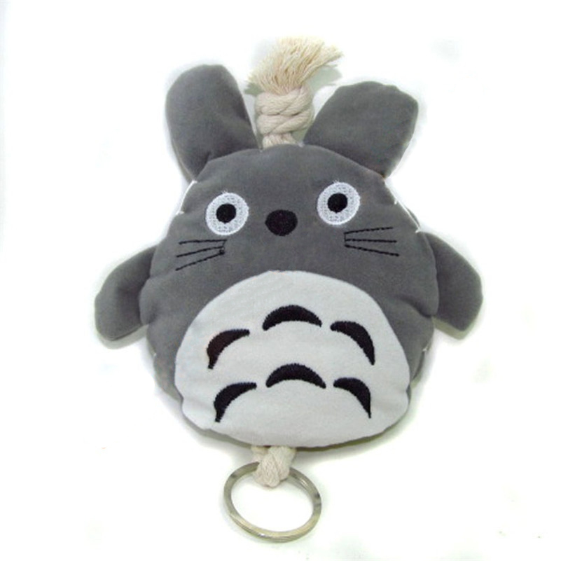 Totoro Children Wallet Women Purse Cute Cartoon Coin Pocket Mini Children Kids Wallets Lady Purse Clutch Lovely Coin Purse Women