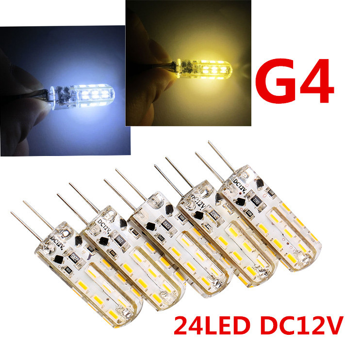 20X SMD 3014 3W 12V G4 LED Lamp Replace 30W halogen lamp 360 Beam Angle LED Bulb Crystal Chandelier Corn Light Led Bulbs Tubes(China (Mainland))