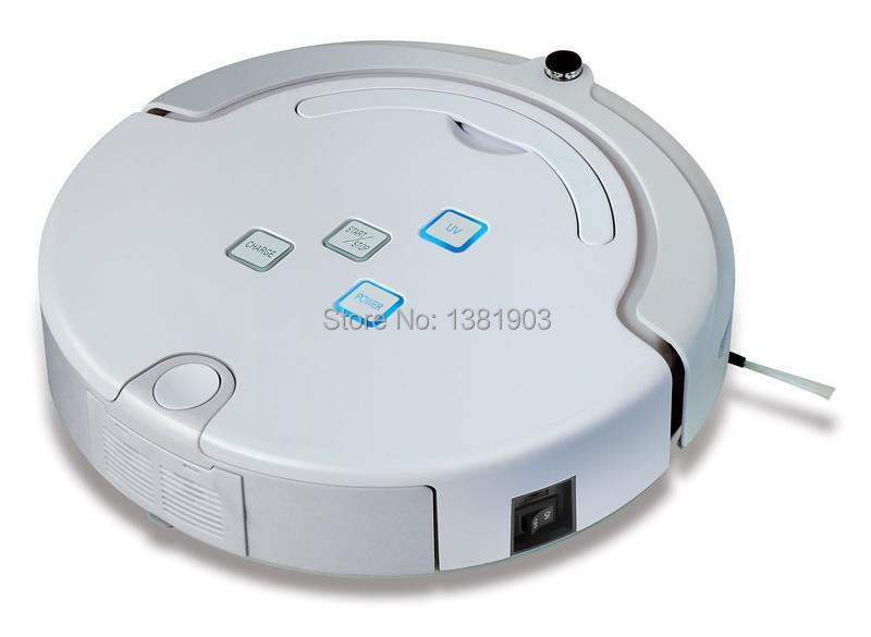 dust mites robot vacuum cleaner with remote control,auto charging,Mop function Model No.EG-210A white(China (Mainland))
